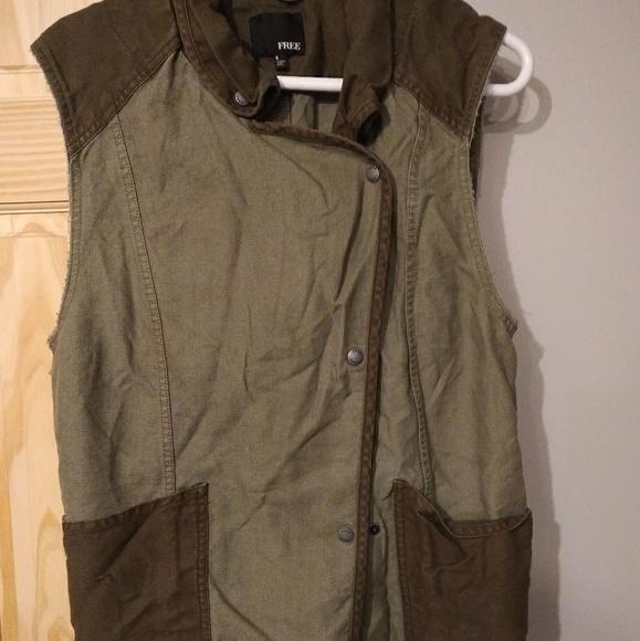Wilfred Jackets & Blazers - Wilfred free vest